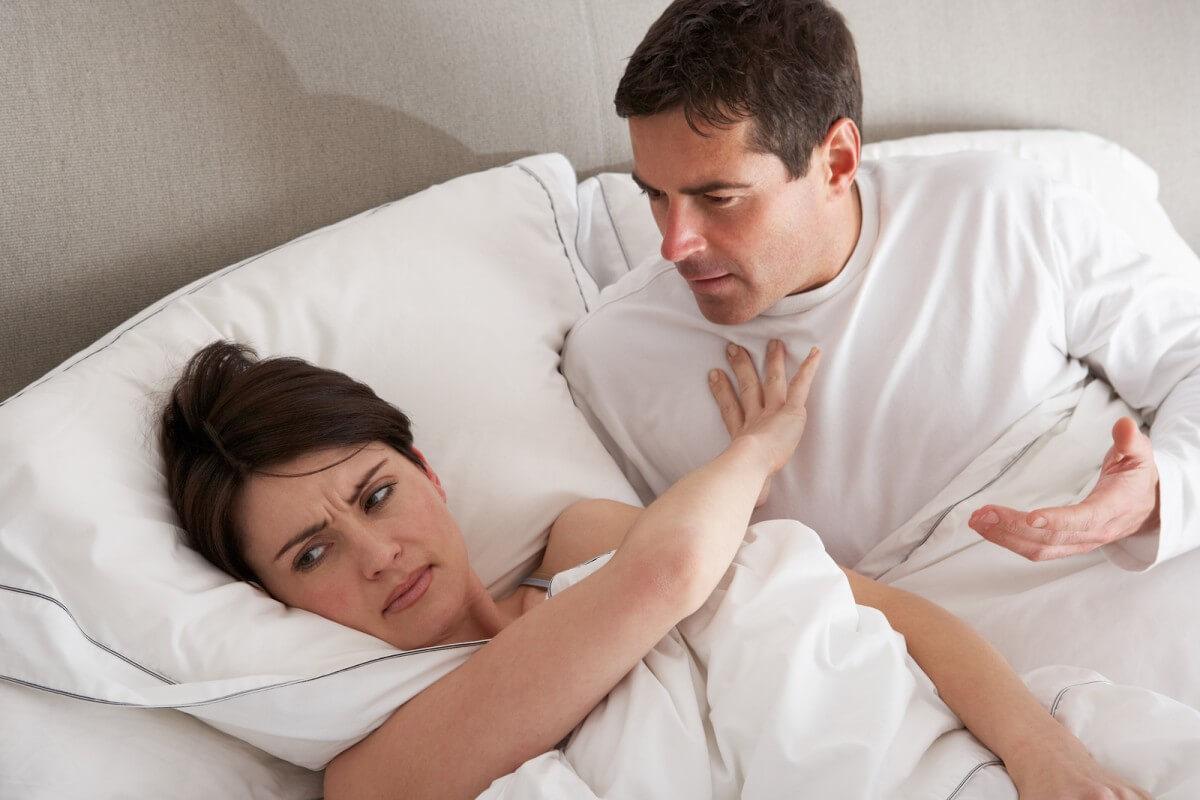 Hiện tượng giảm ham muốn tình dục ở phụ nữ