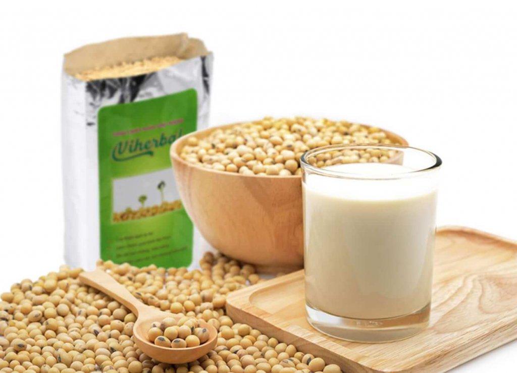 Mầm đậu nành giúp cải thiện tình trạng rối loạn kinh nguyệt