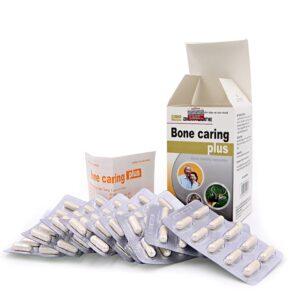 Viên uống bổ sung canxi Bone Caring Plus